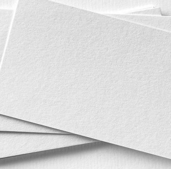7 Things To Consider When Choosing Paper For Your Business Cards